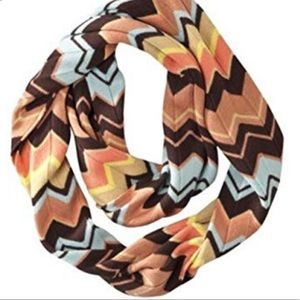 Missoni for Target infinity scarf